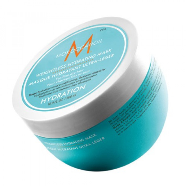 MOROCCANOIL WEIGHTLESS HYDRATING MASK- NOT FOR RESALE