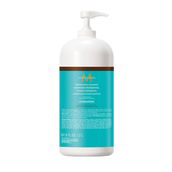MOROCCANOIL HYDRATING SHAMPOO -  NOT FOR RESALE