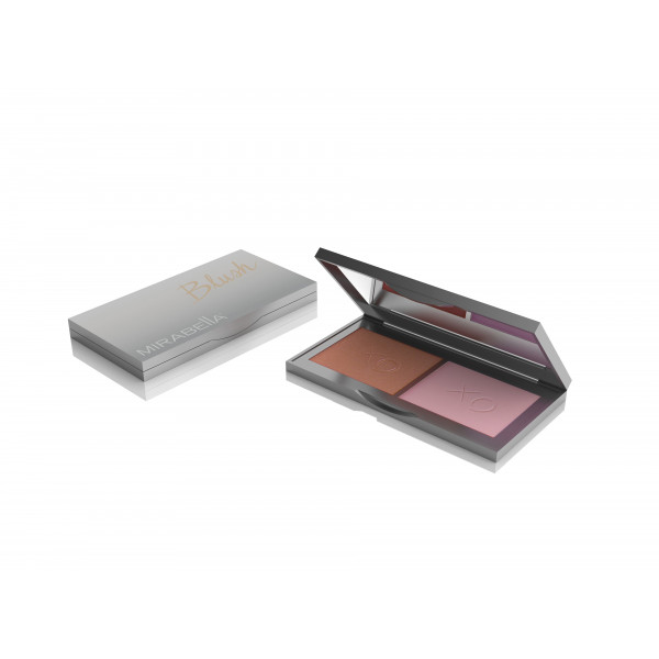 MIRA BLUSH DUO BELOVED/DARLING