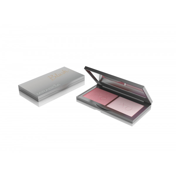 MIRABELLA BLUSH DUO  LOVE/SOULMATE