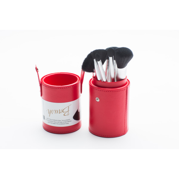 MIRABELLA PRO ESSENTIALS PROFESSIONAL MAKEUP BRUSH SET