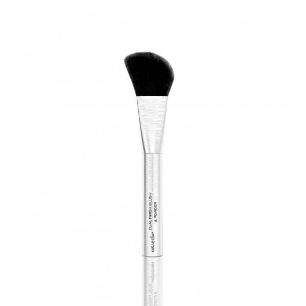 MIRABELLA DUAL FINISH BLUSH & POWDER PROFESSIONAL MAKEUP BRUSH