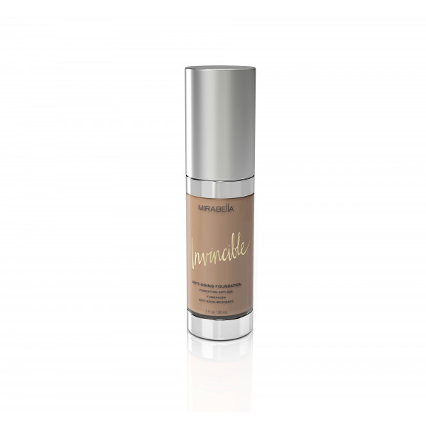 MIRABELLA INVINCIBLE ANTI AGING FOUNDATION 5 DARK