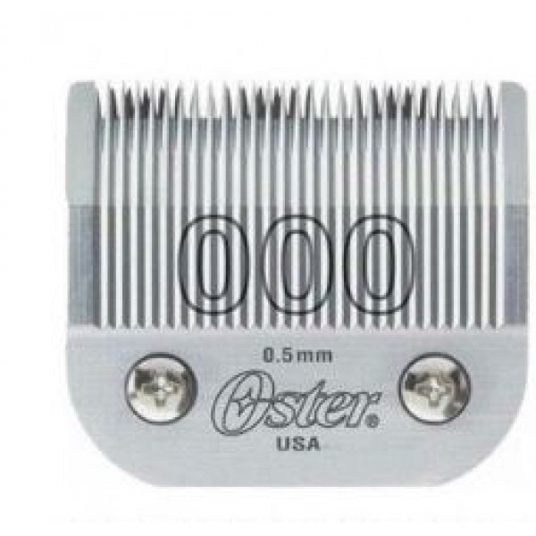 Oster Blade Size 000