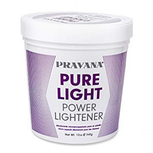 PRAVANA PURE LIGHT DUST FREE LIGHTENER  12.5OZ