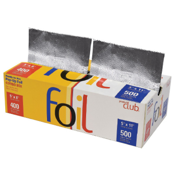 PRODUCT CLUB POP UP FOIL COMBO BOX 400/500