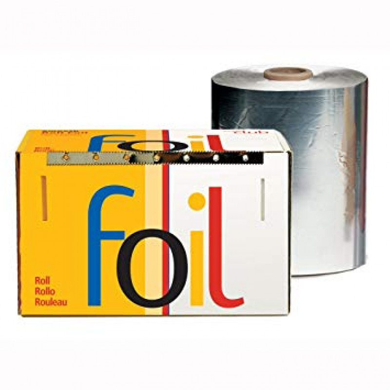 "PRODUCT CLUB SMOOTH ROIL FOIL- ECONOMY SIZE 5""X1450'"