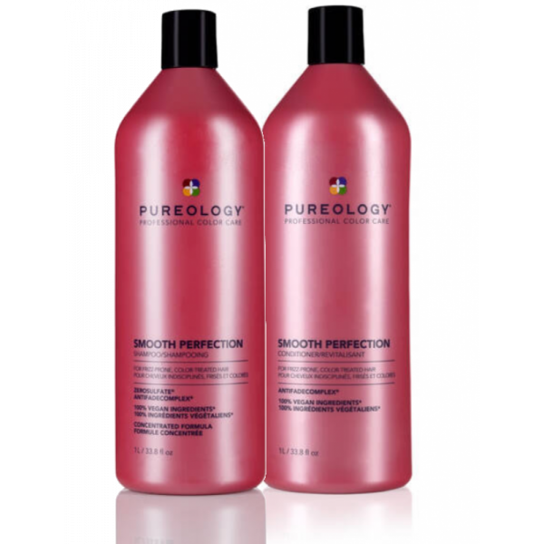 PUREOLOGY SMOOTH PERFECTION LITER DUO