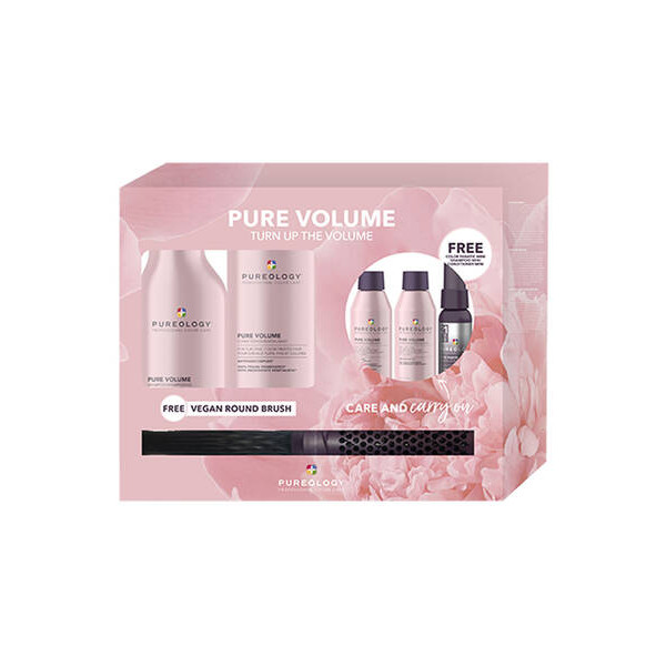 PUREOLOGY PURE VOLUME CARRY ON KIT