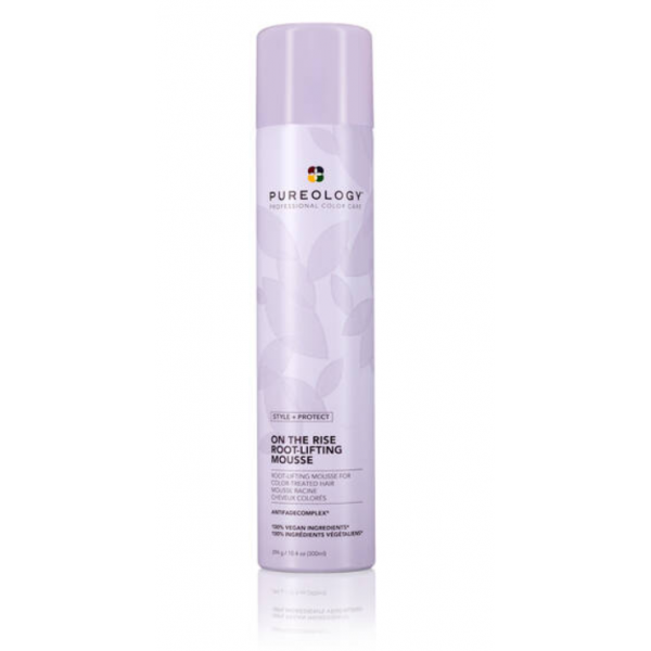 PUREOLOGY ON THE RISE ROOT MOUSSE  10.4OZ