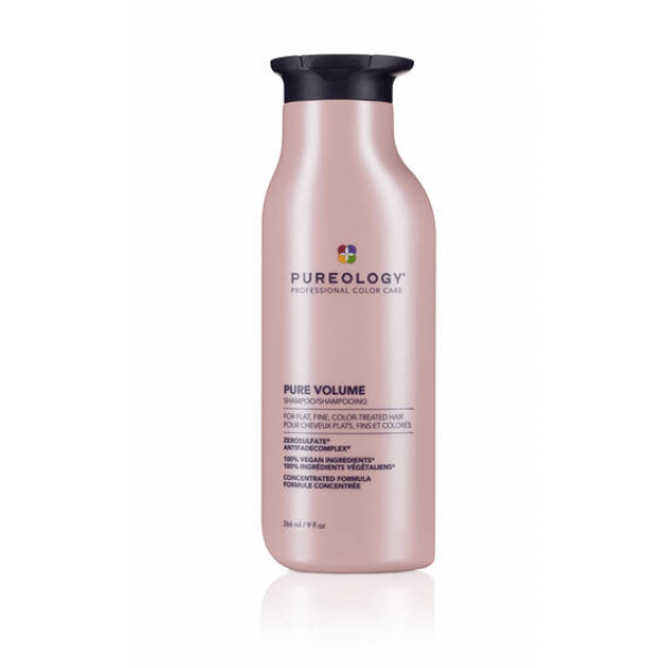 PUREOLOGY PURE VOLUME SHAMPOO 9 OZ