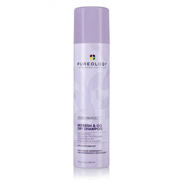 PUREOLOGY REFRESH & GO DRY SHAMPOO  5.3OZ