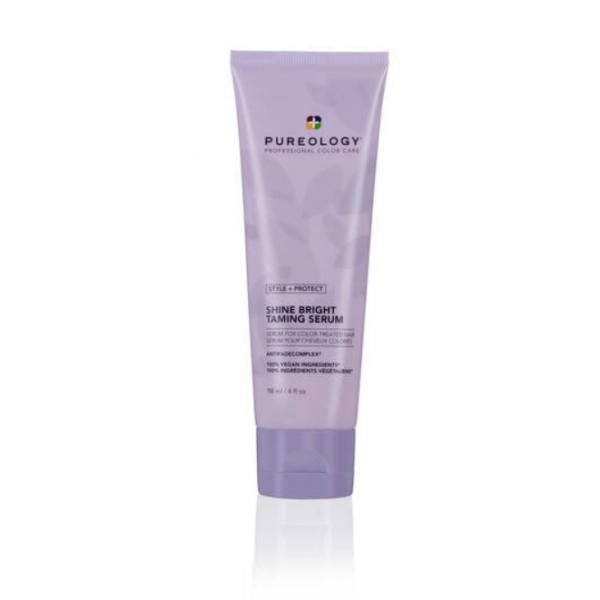 PUREOLOGY SHINE BRIGHT SERUM  4OZ