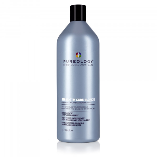 PUREOLOGY STRENGTH CURE BLONDE SH 33 OZ