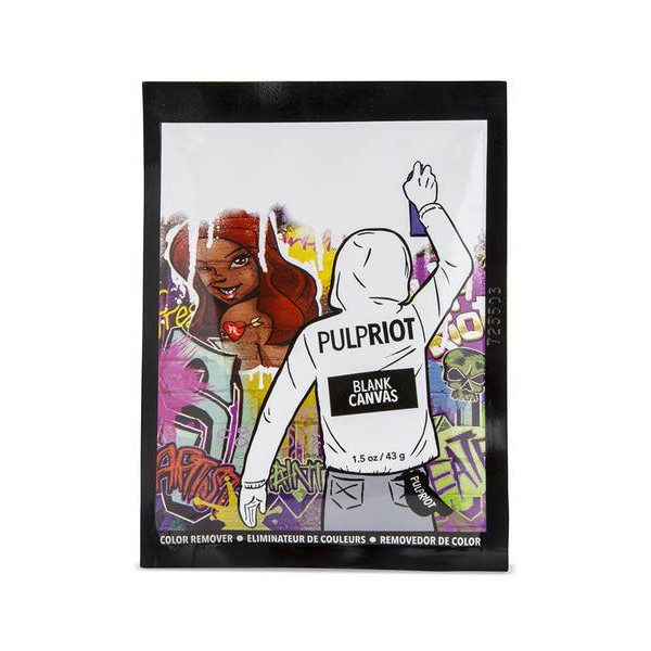 PULPRIOT BLANK CANVAS PACKET