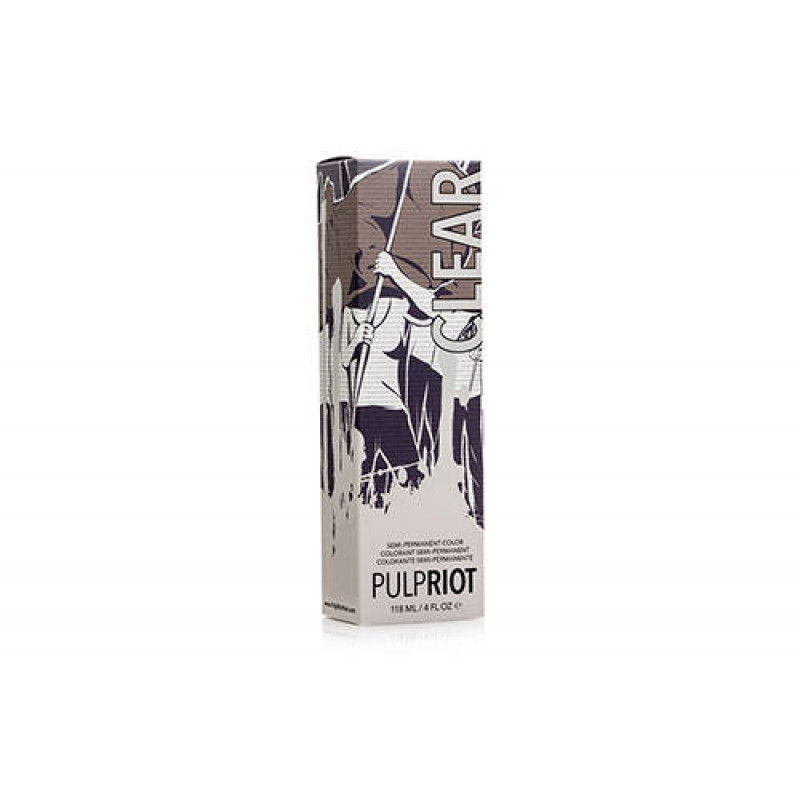 PULPRIOT HAIR COLOR CLEAR