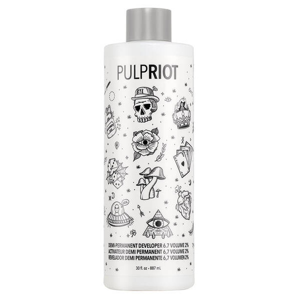 PULPRIOT DEMI DEVELOPER 6.7 VOLUME  33OZ