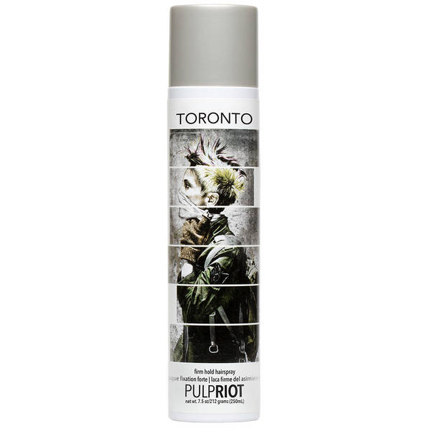PULPRIOT TORONTO FIRM HOLD HAIRSPRAY