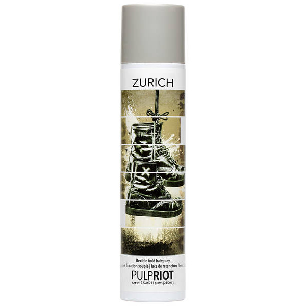 PULPRIOT ZURICH FLEXIBLE HOLD HAIRSPRAY