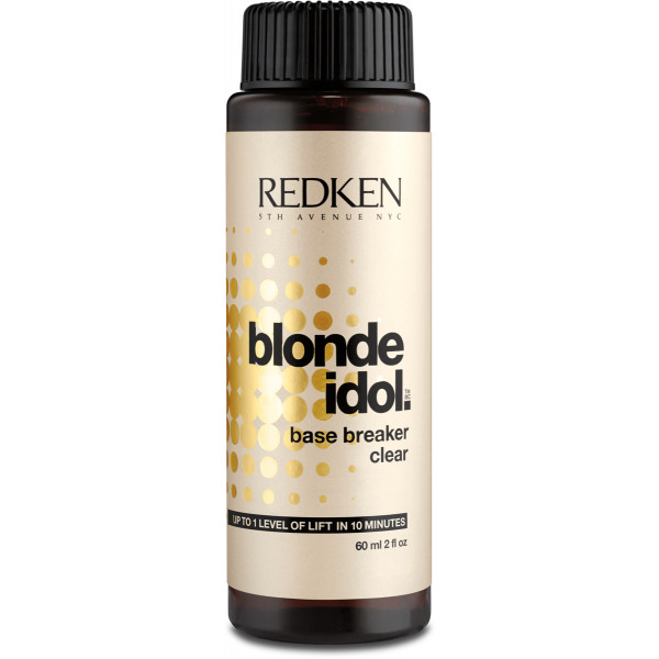 REDKEN BLONDE IDOL BASE BREAKER  CLEAR NATURAL
