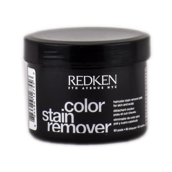 REDKEN COLOR STAIN REMOVER 80 PADS