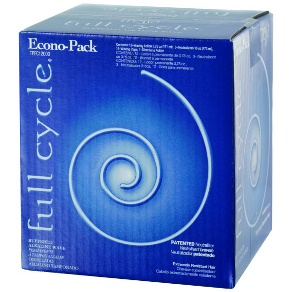 TRESSA FULL CYCLE PERM ECONOMY 12 PACK