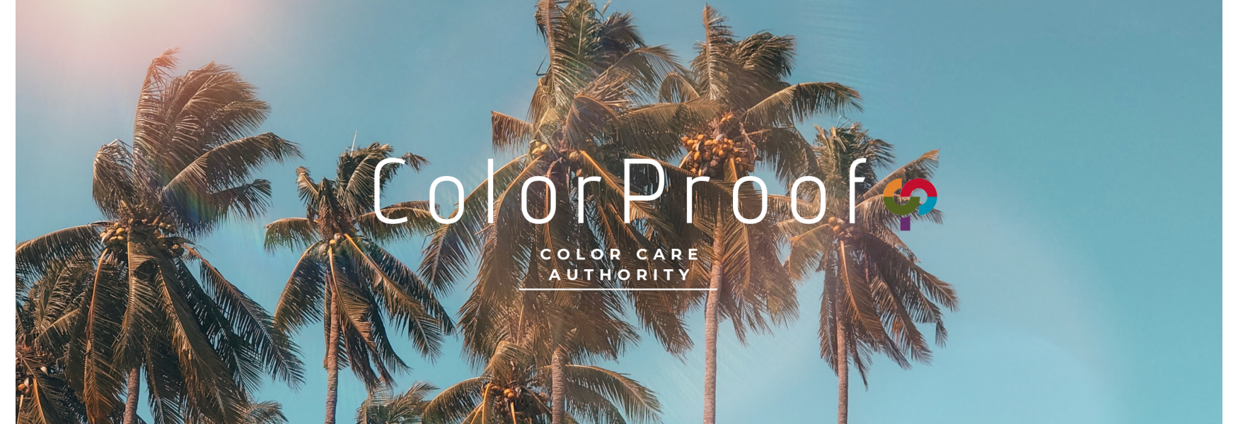 ColorProof Webpage Banner #1