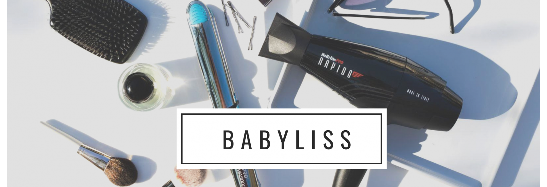 Babyliss Webpage Banner #1