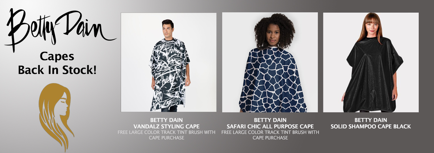BETTY DAINE CAPES
